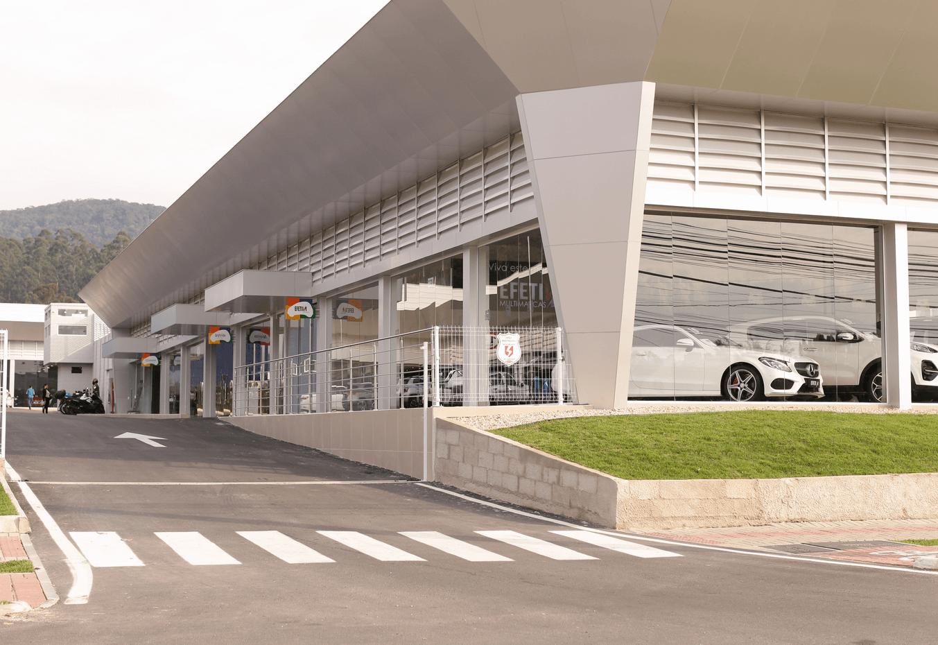 Vale Auto Shopping - Unidade Itajaí