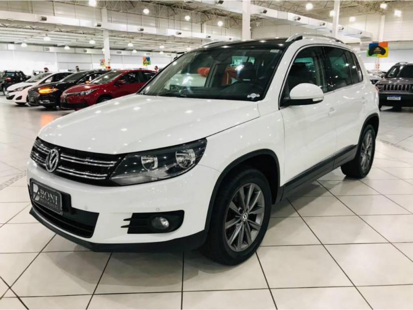 Volkswagen Tiguan 2.0 TSI - 14/14