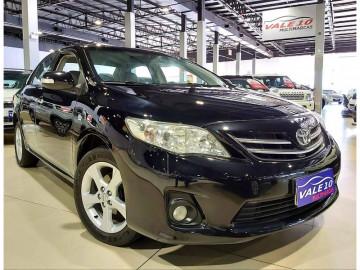 Toyota Corolla 2.0 XEI 16V FLEX 4P AUTOMÁTICO - 11/12
