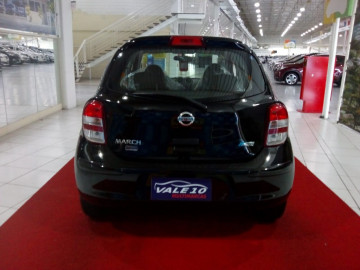 Nissan March 1.0 S 16V FLEX 4P MANUAL - 12/13