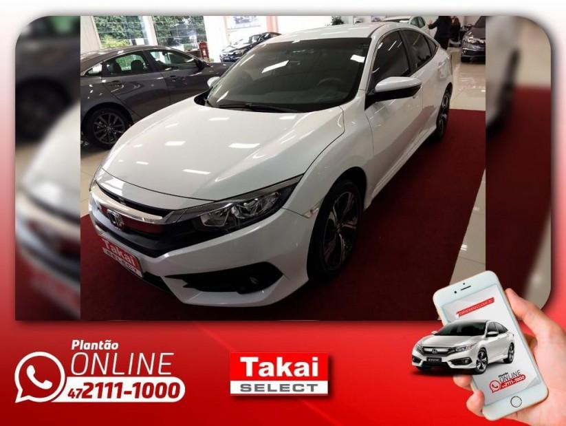 Honda Civic EX Automático CVT - 19/19