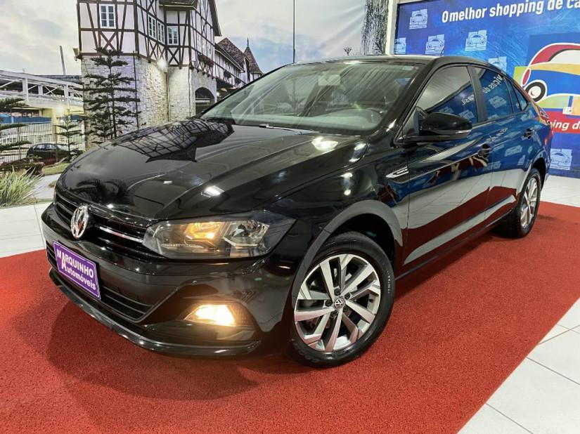 Volkswagen Virtus Comfortline 200 TSi Aut. - 18/19