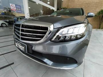Mercedes-Benz C-180 EXCLUSIVE - 18/19