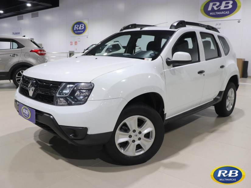 Renault Duster  EXPRESION 1.6 AT - 19/20