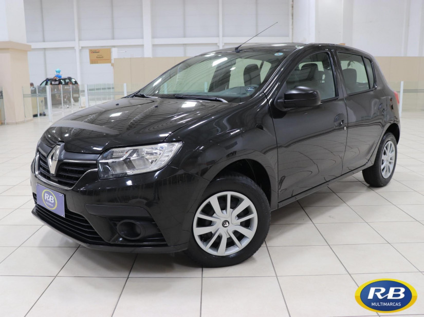Renault Sandero  Life 1.0 Flex - 19/20