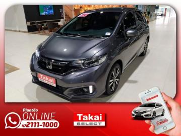 Honda Fit EX Automático CVT - 19/20