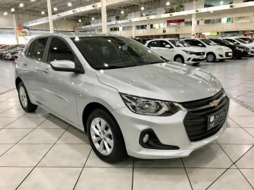 Chevrolet Onix 1.0 TURBO LTZ - 20/20