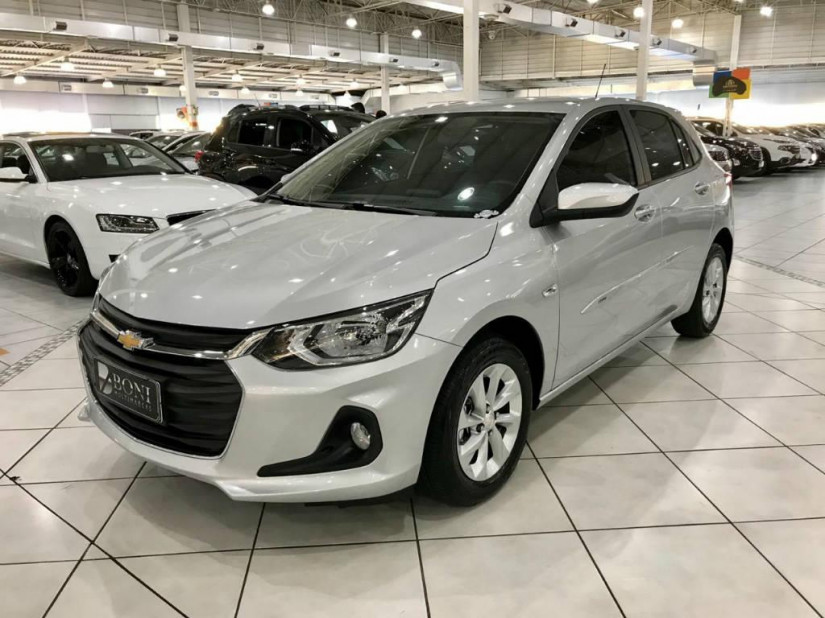 Chevrolet Onix 1.0 TURBO LTZ - 20/20