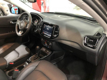 Jeep Compass LIMITED 2.0 Flex AT - 20/20